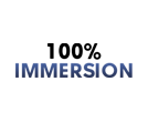 100% IMMERSION