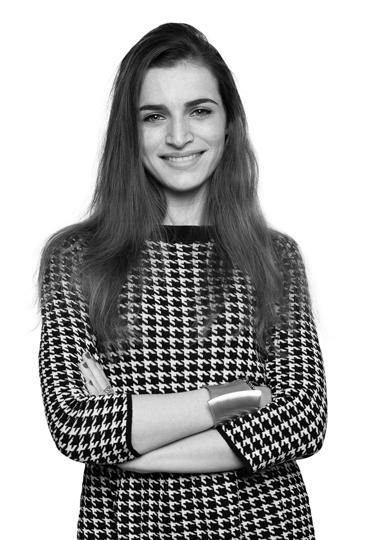 Clea Giannuzzi, chargée de développement chez Be Aware Groupe